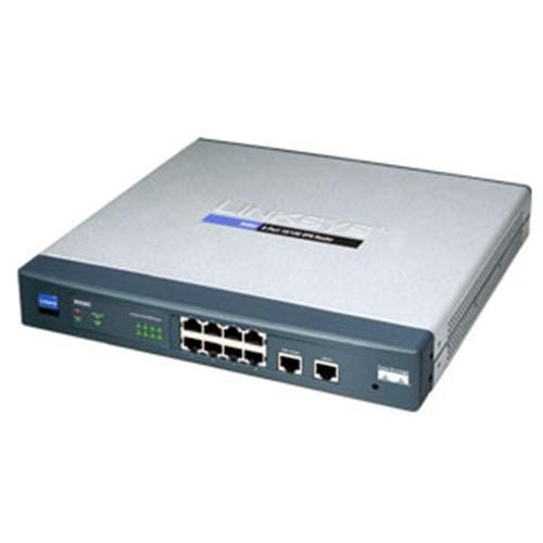 Cisco-Linksys RV082 10/100 VPN 8-Port Router RV082-EU