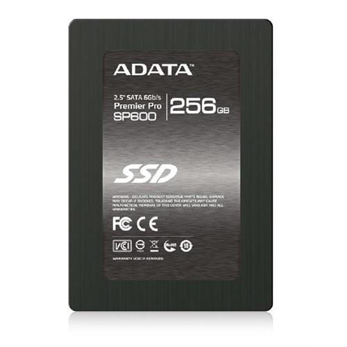 "SSD ADATA 256GB SP600 Series SATA 3  6Gb/s, 2.5"" Box"
