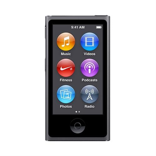 Apple iPod nano 16GB - Space Gray