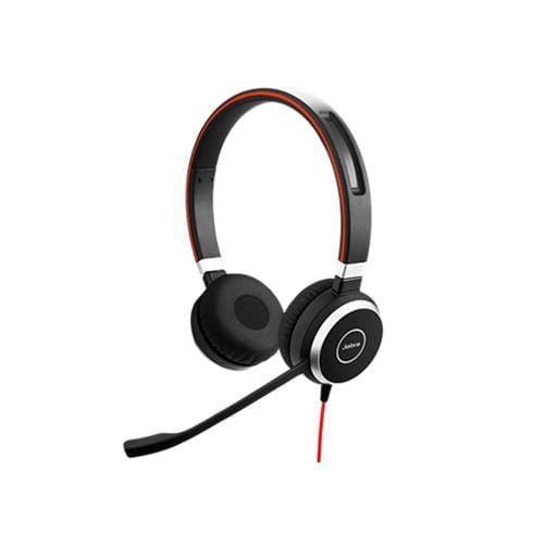 Headset Jabra Evolve 40, duo, MS, USB/Jack 6399-823-109