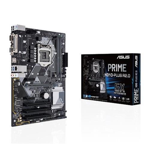 ASUS PRIME H310-PLUS R2.0 90MB0ZV0-M0EAY0