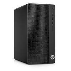 HP 290G1 MT, i3-7100, Intel HD, 4 GB, 500 GB, DVDRW, W10Pro, 1y