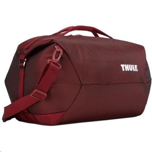 THULE cestovná taška Subterra, 45 l, vínovo červená TL-TSWD345EMB