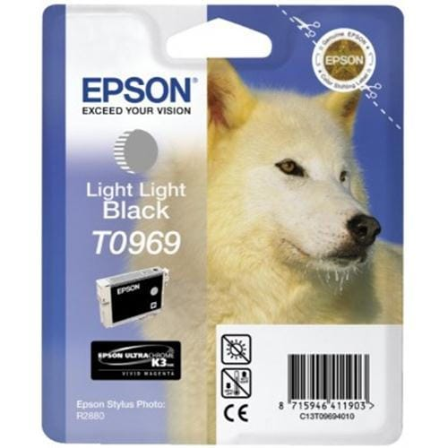 Kazeta EPSON SP R2880 light light black