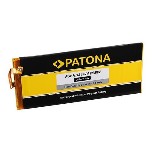 PATONA batéria pre mobilný telefón Huawei P8 2600mAh 3,8V Li-Pol HB3447A9EBW PT3197