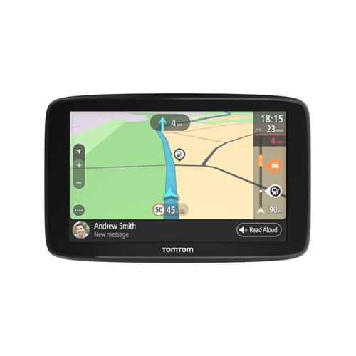 TomTom GO Basic 6'' Europe, Wi-Fi, LIFETIME mapy 1BA6.002.01