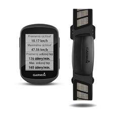 Garmin GPS Edge 130 HR Bundle