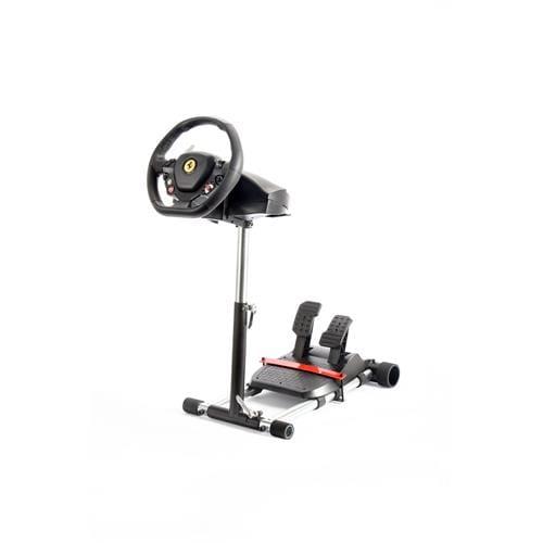 Wheel Stand Pro, stojan na volant a pedále pre Thrustmaster F458 SPIDER, T80/T100,F458/F430, čierny F458 Black