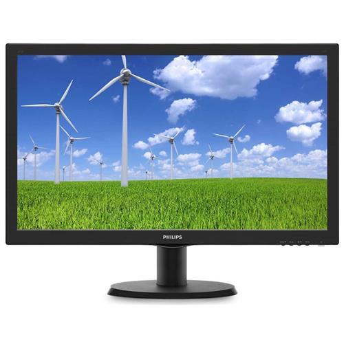Monitor Philips 243S5LDAB - 24'', LED, FHD, DVI, HDMI, repro 243S5LDAB/00