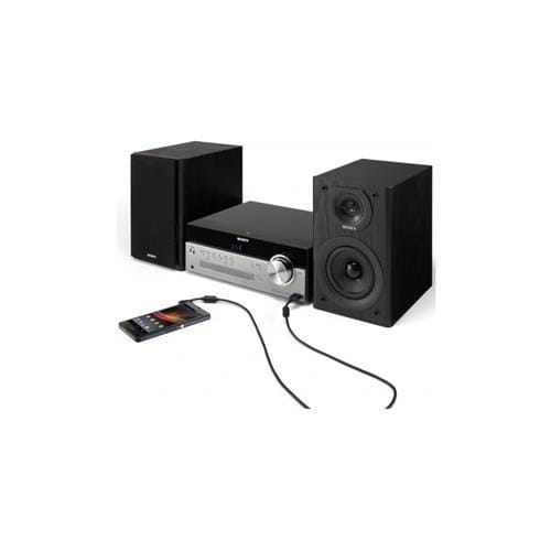 Mikro Hi-Fi systém Sony CMTS-BT100, USB, CD, NFC, 50W CMTSBT100.CEL