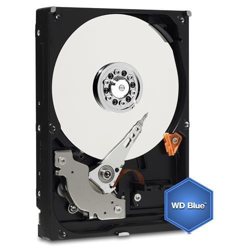 "Pevný Disk WD Blue 500GB, 3,5"", 64MB, 5400RPM, SATAIII, WD5000AZRZ"
