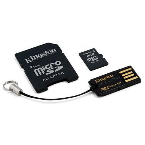 Kingston 16GB Mobility Kit G2 Class 10 MBLY10G2/16GB