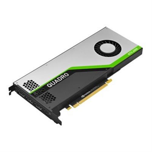 HP NVIDIA Quadro RTX 4000 8GB (3)DP+USB-C 5JV89AA