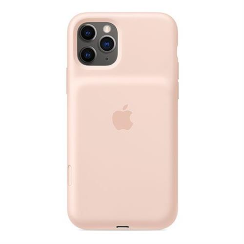 Apple iPhone 11 Pro Smart Battery Case with Wireless Charging - Pink Sand MWVN2ZY/A