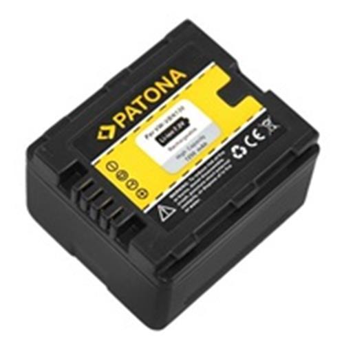 PATONA batéria pre foto Panasonic VBN130 1250mAh PT1104