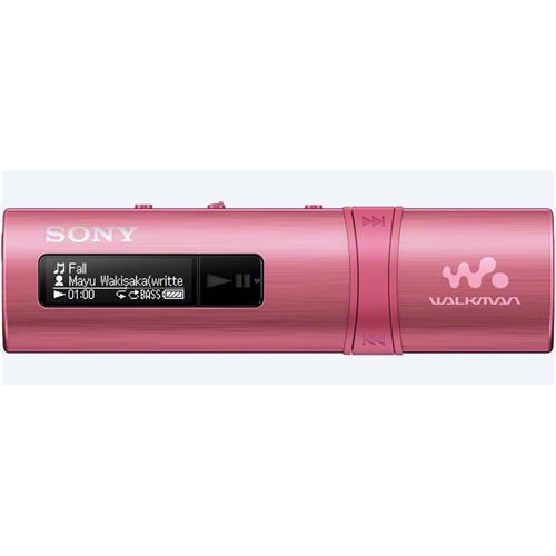 MP3 prehrávač SONY 4GB NWZ-B183 ružový NWZB183P.CEW