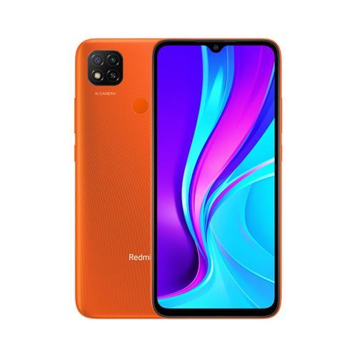 Xiaomi Redmi 9C NFC (2GB/32GB) oranžová 6941059648680