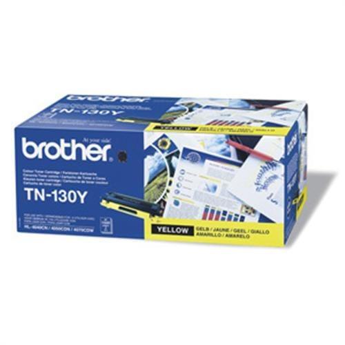 Toner BROTHER TN-130 Yellow HL-40x0, DCP-904x, MFC-9x40 TN130Y