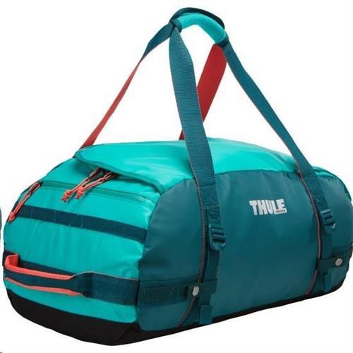 THULE cestovná taška Chasm, 40 l, tyrkysová TL-CHASM40BG