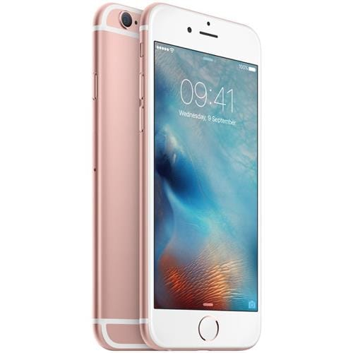 Apple iPhone 6s 128GB Rose Gold MKQW2CN/A