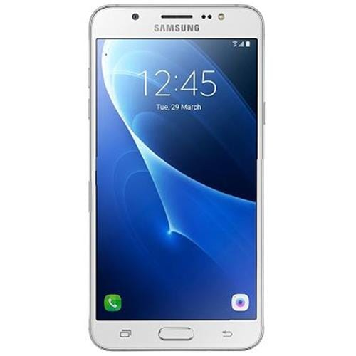 Samsung Galaxy J7 2016, White Single SIM SM-J710FZWNETL