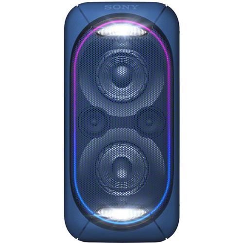 Sony Hi-Fi G-Tank GTK-XB60, USB,BT,NFC, modrý GTKXB60L.CEL