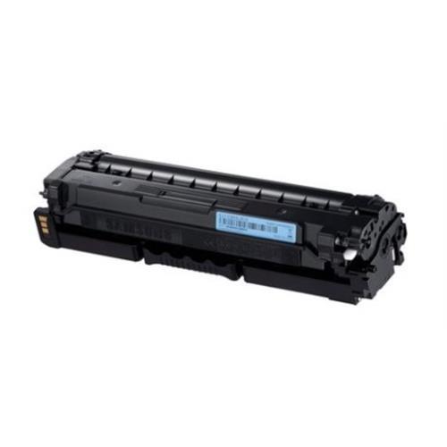 SAMSUNG CLT-C503L H-Yld Cyan Toner Cr SU014A