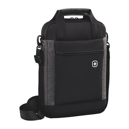 """WENGER SPEEDLINE - 13"""" vertikálna štíhla taška na notebook, čierna 601056"""