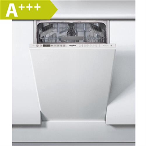 WHIRLPOOL Vstavaná umývačka riadu WSIO 3T125 6PE X