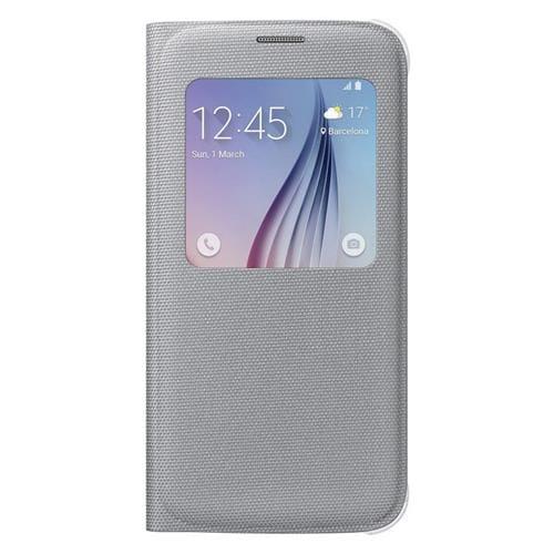 Samsung flipové puzdro S-view EF-CG920B na Samsung Galaxy S6 (SM- 8cd39e2a952