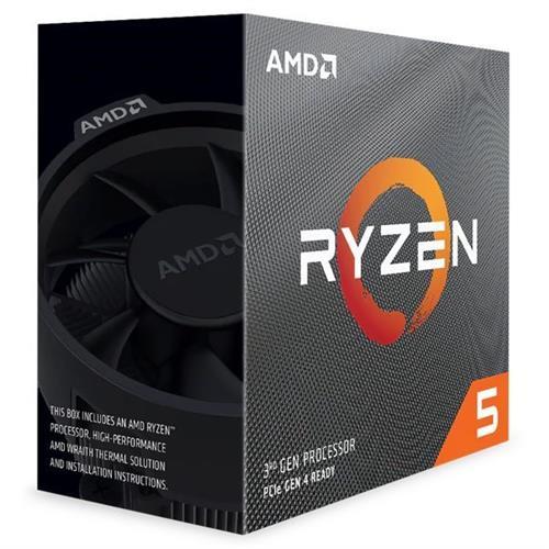 CPU AMD Ryzen 5 3600 6core (4,2GHz) Wraith 100-100000031BOX
