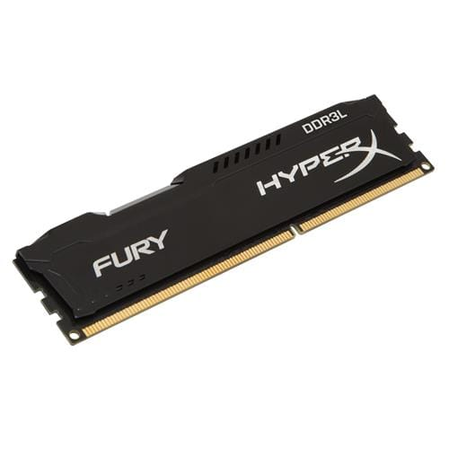 Kingston 8GB DDR3L-1600MHz HyperX FURY Black