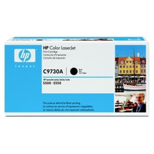 Toner HP C9730A Smart 5500 BLACK