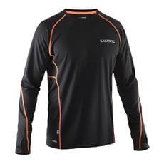SALMING Running LS Tee Men Black XL
