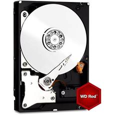 HDD 8TB WD80EFAX Red 256MB SATAIII NAS