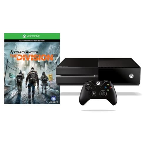 XBOX ONE 1TB + 1 x hra (Tom Clancy's The Division)