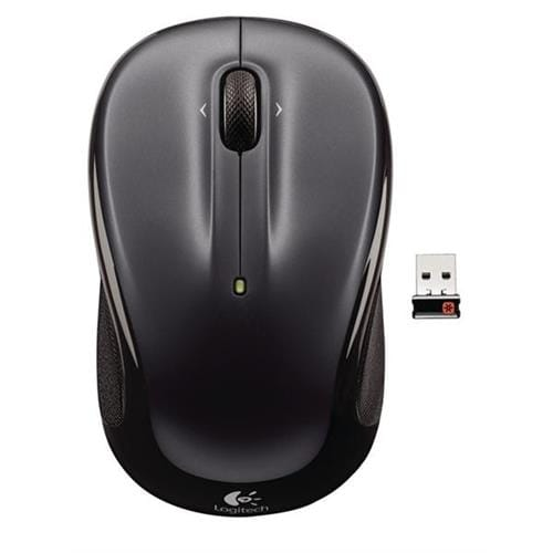 Myš Logitech Wireless Mouse M325 Dark Silver