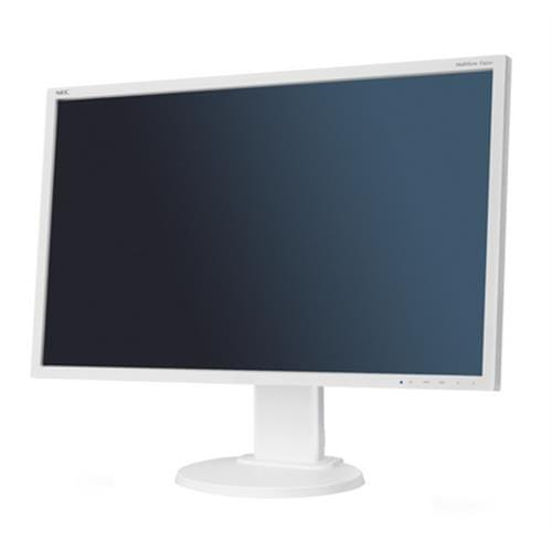 "Monitor NEC E224Wi, 22"", IPS, 1920x1080, 1000:1, 6ms, 250cd, D-SUB, DVI, DP, biely"