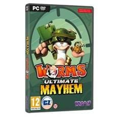 PC hra - Worms Ultimate Mayhem