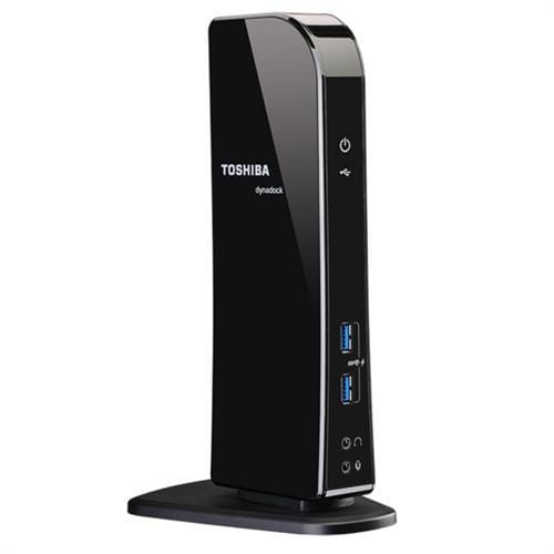 Toshiba Dynadock U3.0 (USB 3.0 Port Replicator, HDMI, DVI ,Ethernet,  rozl. do 2048x1152 )