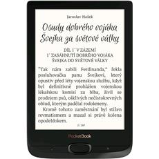 eBook čítačka Pocketbook 616 Basic Lux 2, Obsidian Black