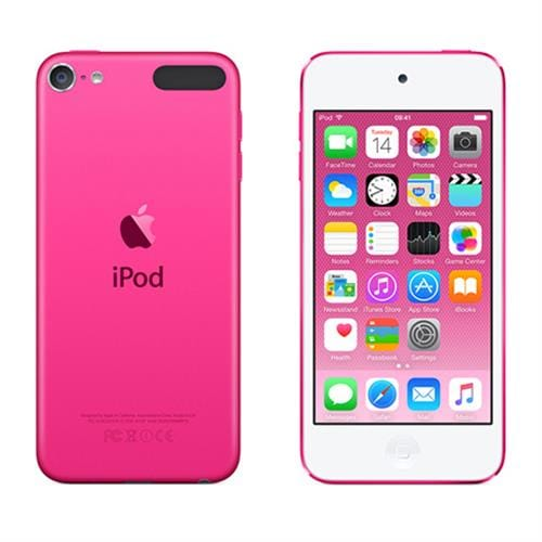 Apple iPod touch 16GB - Pink MKGX2HC/A