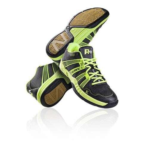 SALMING Race R9 MID GunMetal 11,5 UK, 47 1/3 EUR