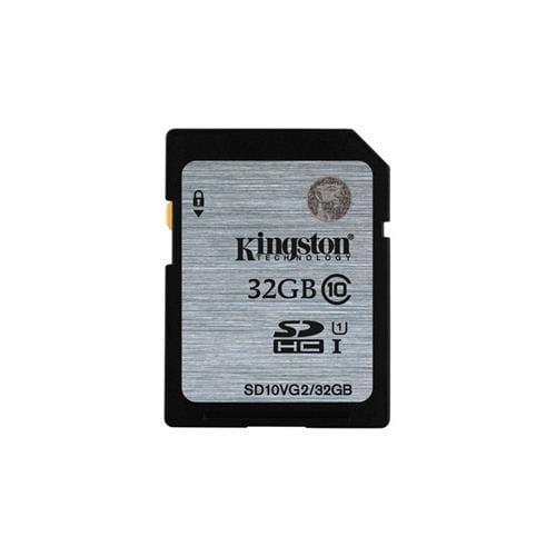 Kingston 32GB SDHC UHS-I class 10 čítanie 45MB/s SD10VG2/32GB