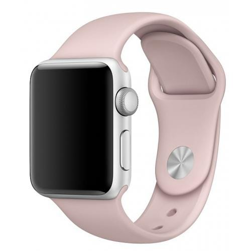 Apple 42mm Pink Sand Sport Band