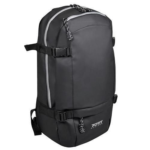 PORT DESIGNS BROOKLYN batoh na 15,6'' notebook a 10,1'' tablet, čierny 135062
