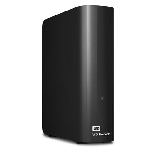 Ext. HDD WD Elements Desktop 4TB, 3.5'', USB3.0, čierny WDBWLG0040HBK-EESN