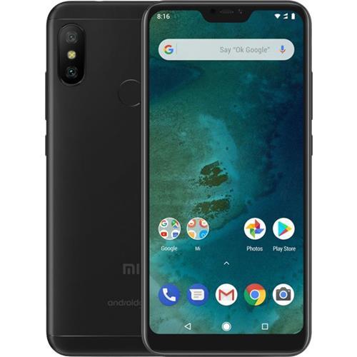 Xiaomi Mi A2 Lite (4GB/64GB), Black 6941059608691