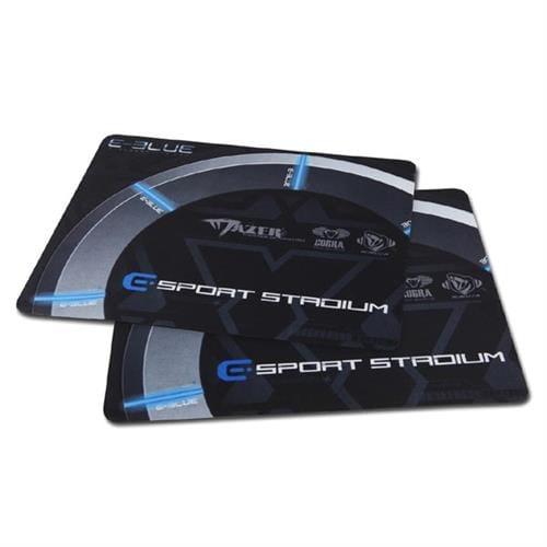 Herná podložka E-Blue Gaming Arena - čierno-šedá EMP009BK