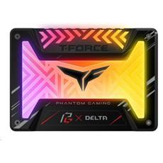 PHANTOM GAMING SSD 250GB, T-FORCE DELTA, SATA III (R: 560, W:500), RGB